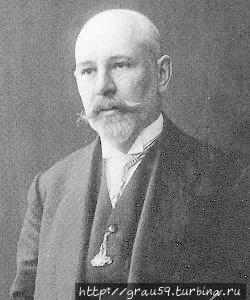 Н.П.Краснов (фото из Интернета)