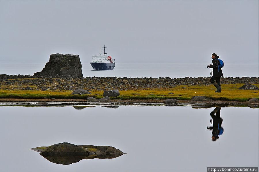 Затерянное зазеркалье Земля Франца-Иосифа архипелаг, Россия