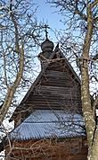 Георгиевская церковь из села Егорий