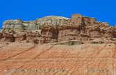пустынные горы Актау, природный парк Алтын-Эмель