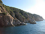 Коста Брава(скалистый берег)