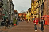 На улице сосредоточено множество достопримечательностей, которые будут особо интересны туристам. ...