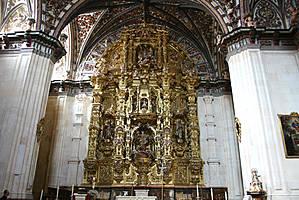 Алтарь в капелле Св. Фёклы