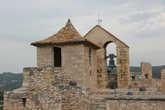 Замок Del Castell De La Santa Creu