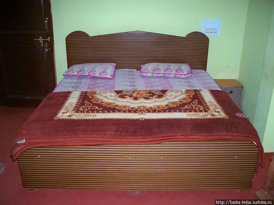 Все кровати в Snow View House такого типа. Кроватей раздельных к сожалению нет.