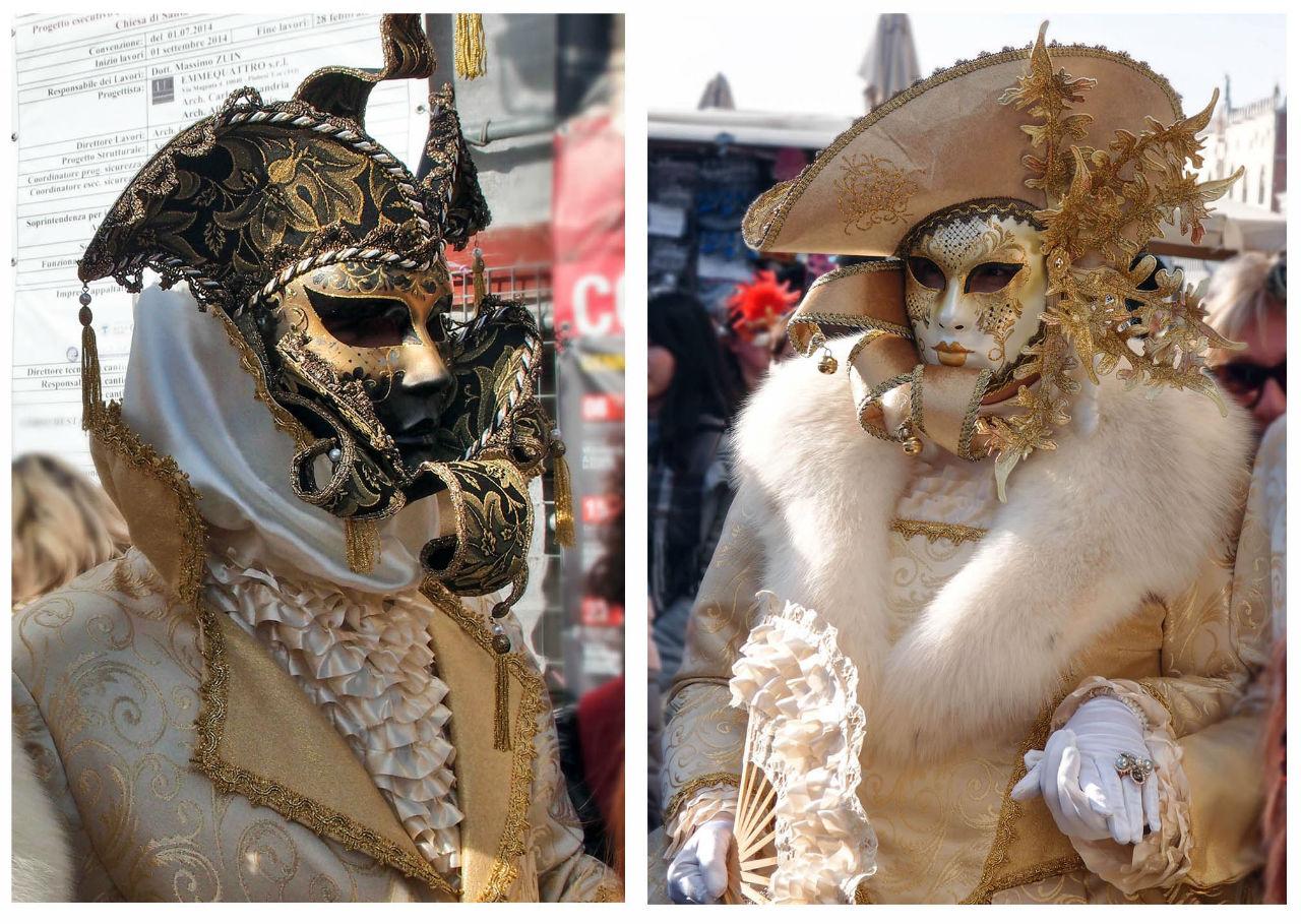 Эти маски... Венеция, Италия