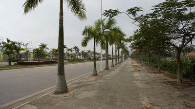 Окрестности отеля в Ха-Лонге
