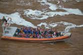 Макуко-сафари — рафтинг к водопадам Игуасу.