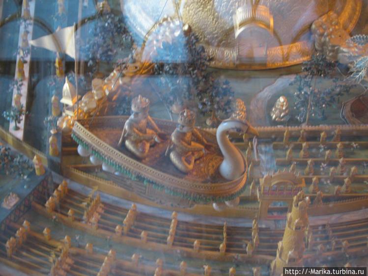Музей при храме джайнов,