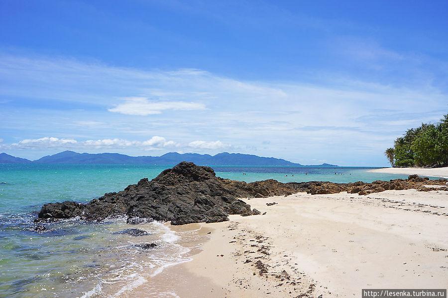Пляж Бан-Тай, остров Самуи, Таиланд