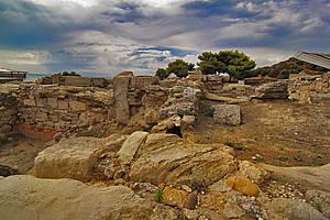 Какое-то удивительное ощущение возникает, когда смотришь на эти руины и понимаешь, что этот город был здесь две с половиной тысячи лет назад.....