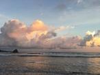 Пляж Велигамы. Рассвет
