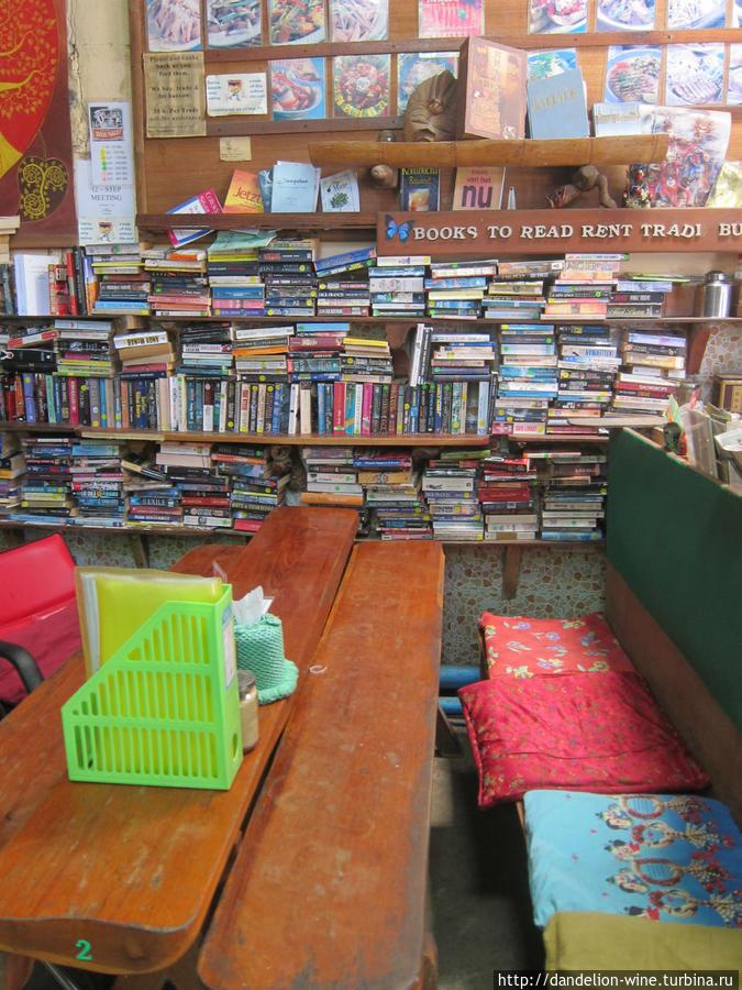 А это книги, которые можно почитать, купить или обменять