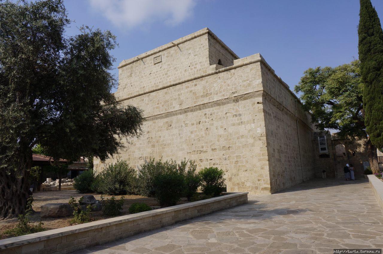 Лимассольский Замок и Музей Средневековья Лимассол, Кипр