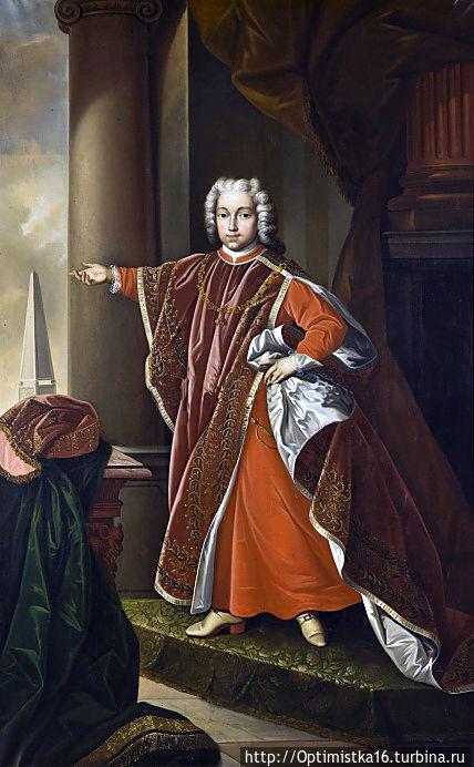 Йозеф I Адам Шварценберг (1722 – 1782) (Фото из интернета)