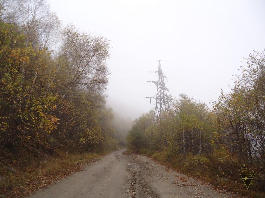 Тырныаузский горно-обогатительный комбинат (Часть 1) Тырныауз, Россия