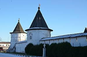 Боевые башни XVII века