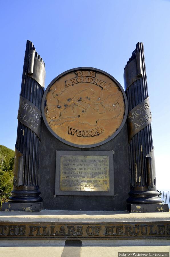 Гибралтар на ладони Гибралтар