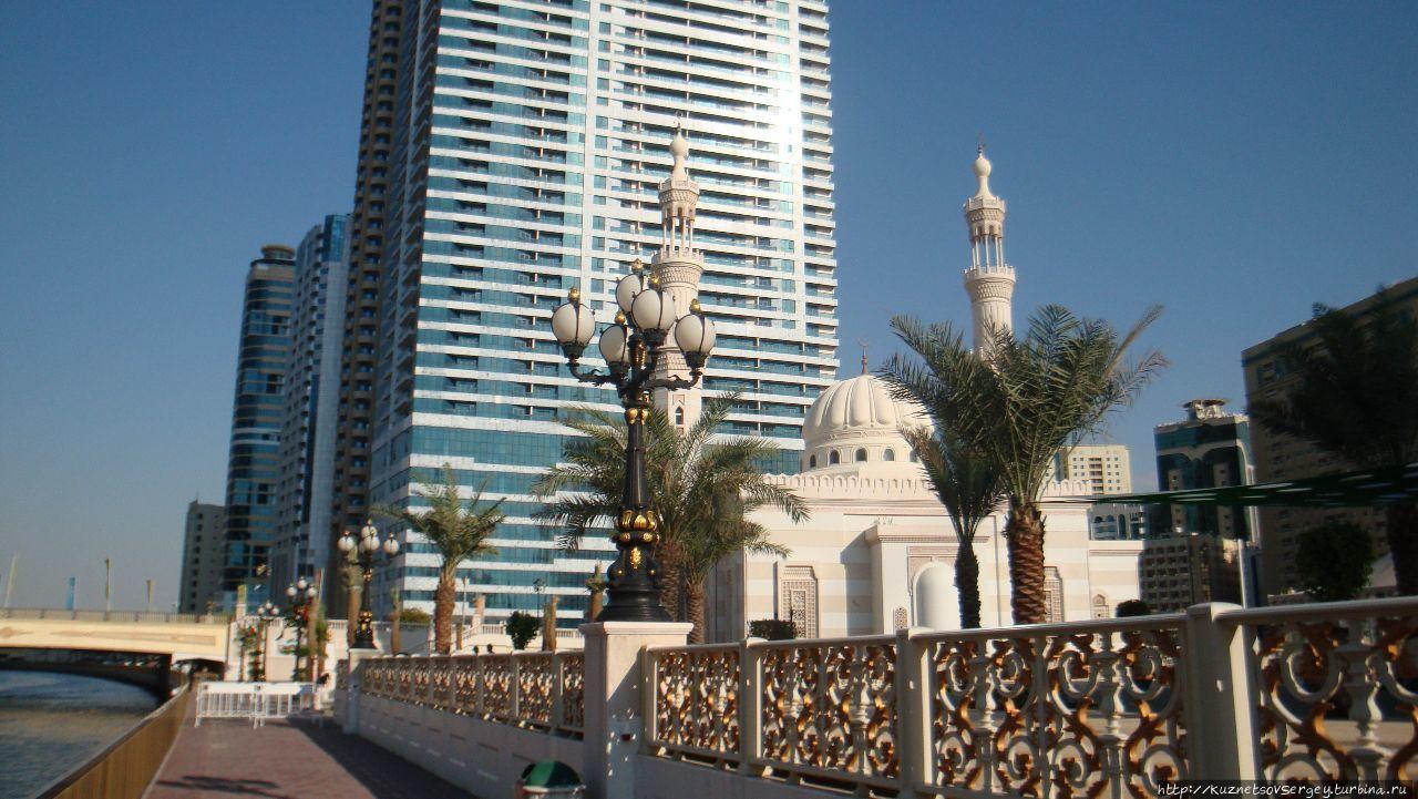 Арабские Эмираты, часть 3: Другие храмы Шарджи