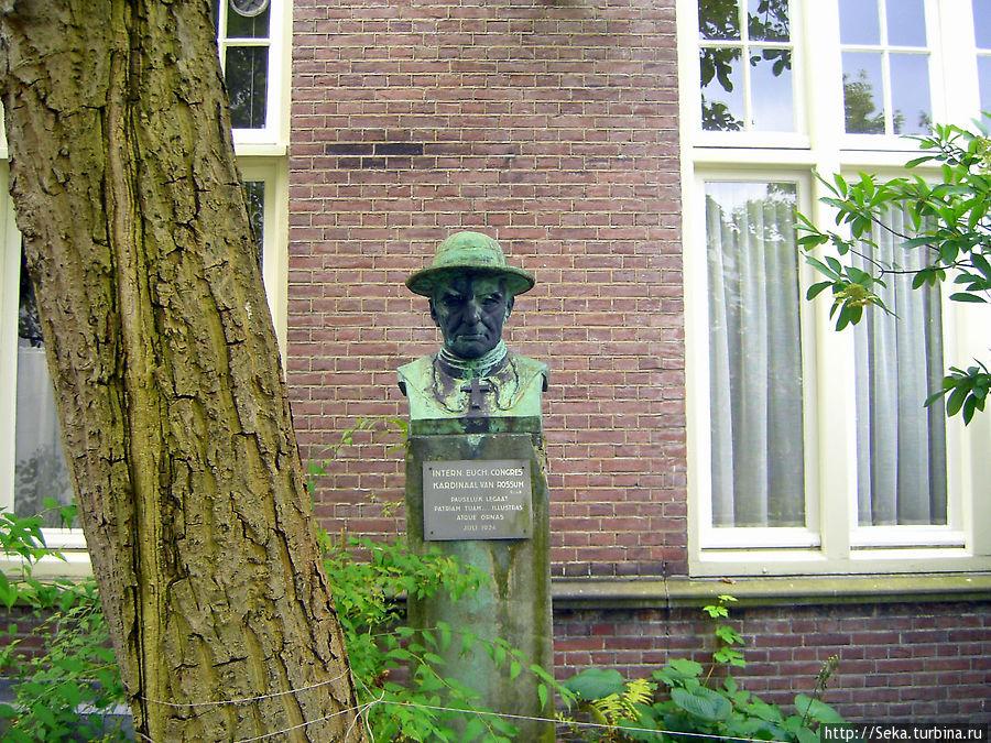 Кардинал ван Россум. 1924г.