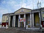Дворец культуры им. Ленина шахты им.7 ноября.