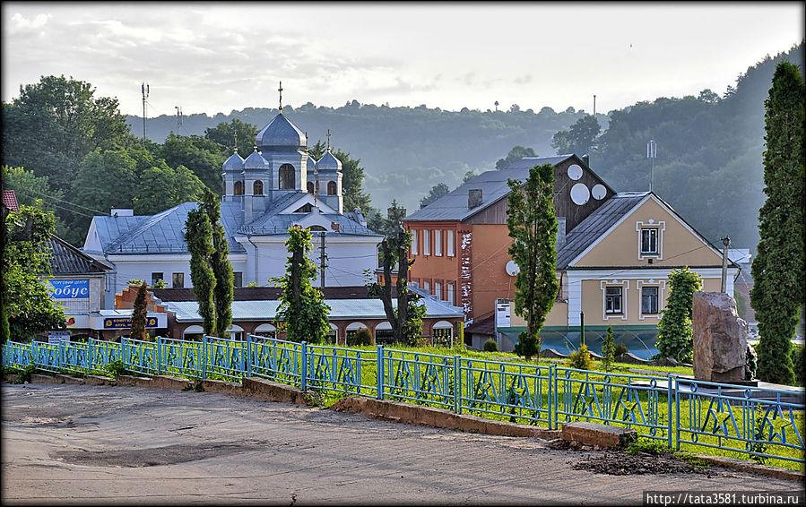 Кременец — город историко-архитектурных памятников Кременец, Украина