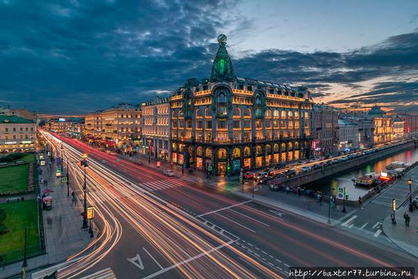 Дом Зингера Санкт-Петербург, Россия