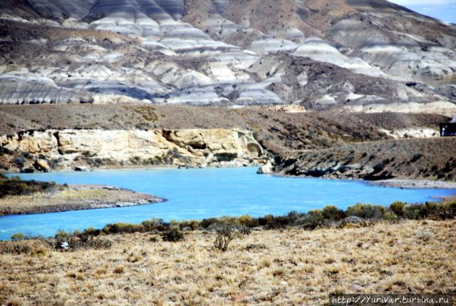 Трек к неприступному пику Фитц Рой в Патагонии Эль-Чальтен, Аргентина
