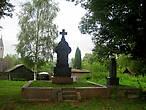 Чудом сохранившееся старинное кладбище у церкви Успения Богородицы