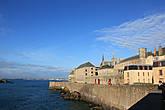 Сен-Мало, вид с крепостной стены.