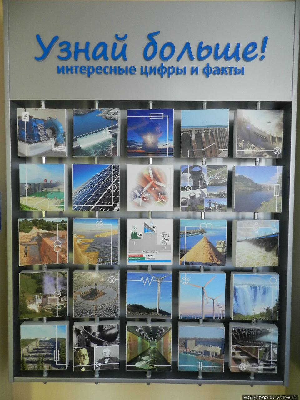 Музей истории гидроэнергетики Углич, Россия