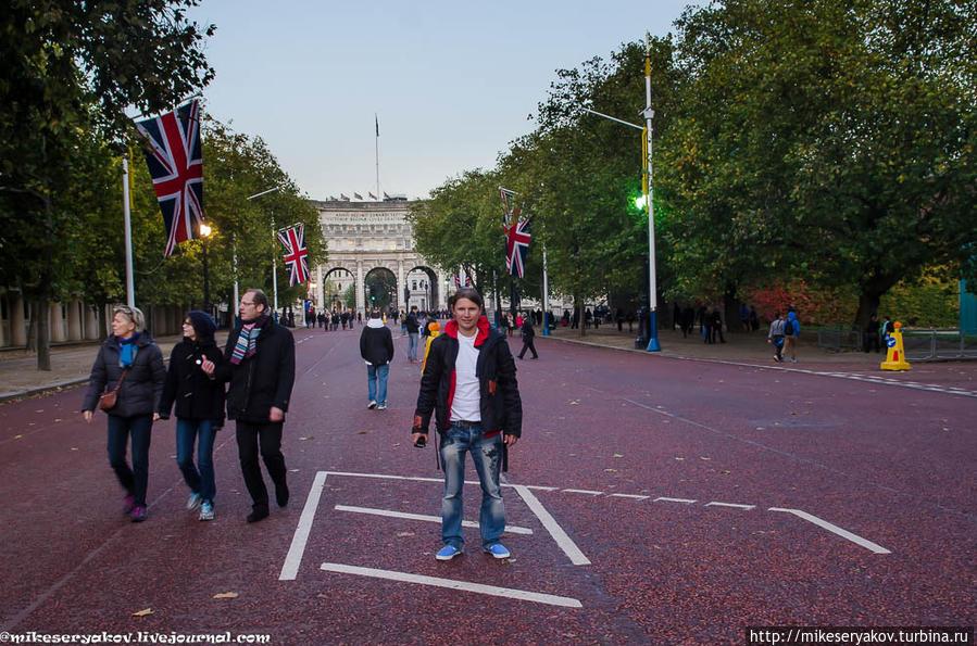 Как посмотреть Лондон без