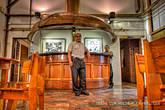 Хосе — смотритель музея и наш гид