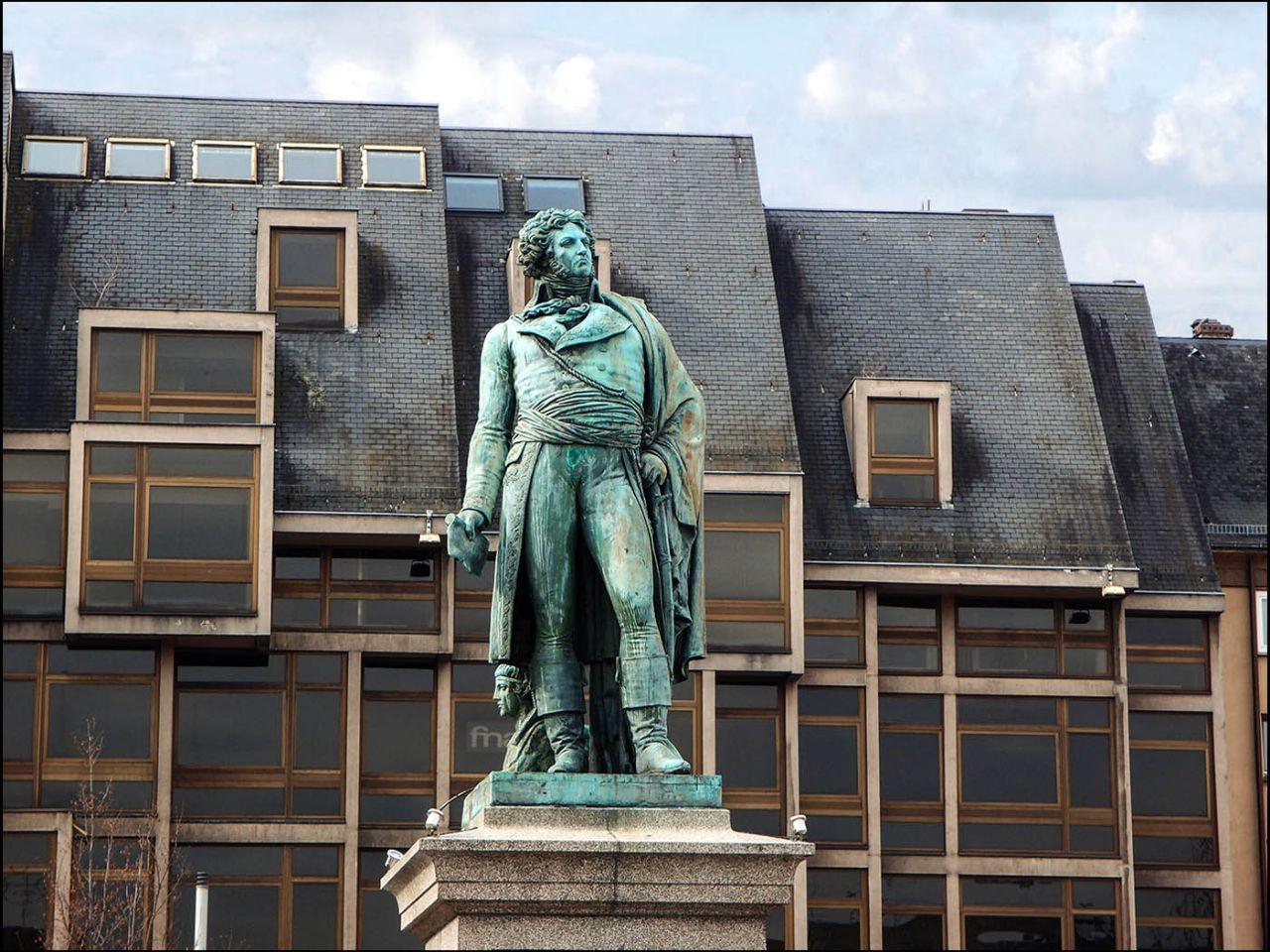 В центре Страсбурга
