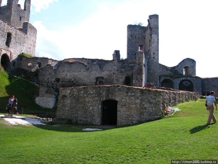 Крепость Раби.