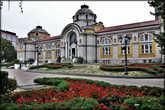 Минеральная Баня, также известная как «Турецкая баня», была построена в период между 1911 и 1913 годами.