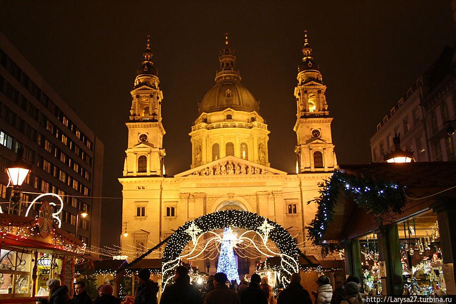 Собор Св. Иштвана Будапешт, Венгрия