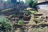 Фундамент старой церкви, разрушенной фалаша