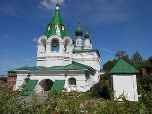 Преображенская церковь (1683—1692 гг)