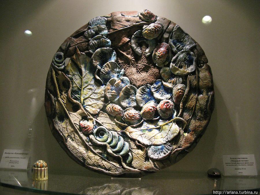 Фантазийное украшение на стену