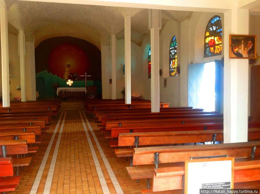 Сохраненная Богом Сент-Роз, Реюньон (Франция)