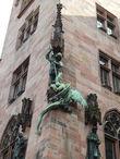 Новая ратуша Ст.Иоганн,  1900. Проэкт Георга фон Хаубериссера
