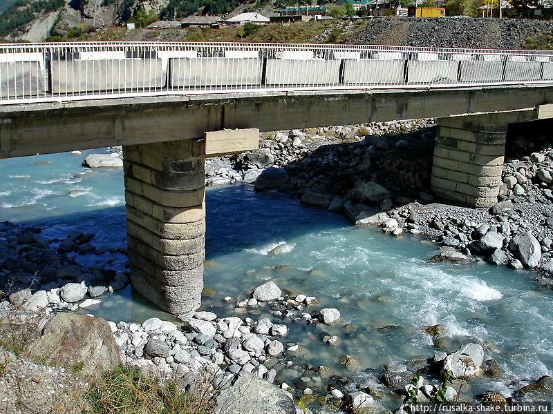 Река Ардон, почти что Дон Бурон, Россия