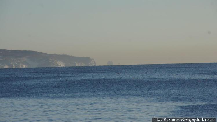 Моховая бухта Авачинской