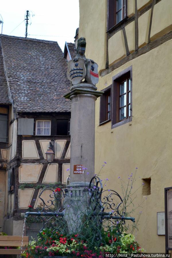 Очаровательные мелочи Риквира Рикевир, Франция