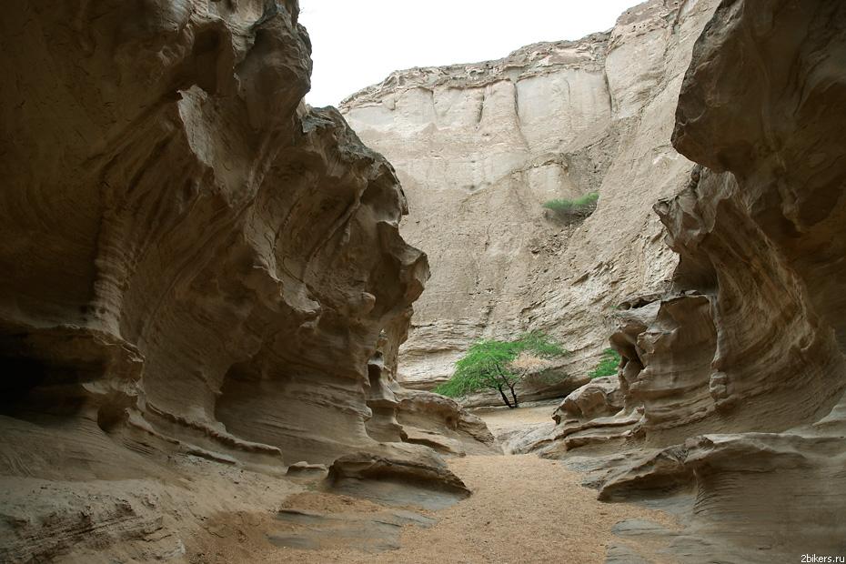 Парадоксы геологии и загадки природы на острове Кешм Остров Кешм, Иран
