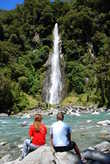Водопад Thundercreek Falls