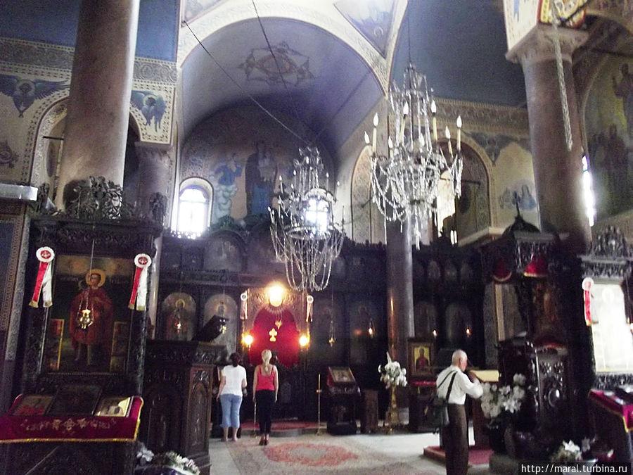 В морском храме отведено место адмиралу и святому праведному воину Фёдору Ушакову