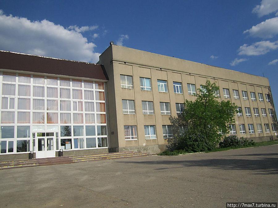 Центр детского творчества ( Бывший  Дворец пионеров)