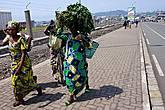 Народ, идущий в Руанду из Гомы